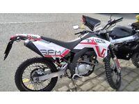 zx 125 mototrbike