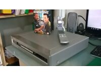 sony dvd recorder RDR-GX3 with scart cable, power cable, remote - all fully working and hardly used