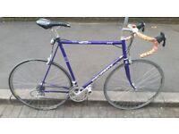Vintage Peugeot Competition 510 Road bike 60cm Columbus frame Campagnolo Avanti 14 Speed groupset