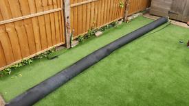 Artificial grass 4m x 1m