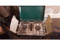 Large camping stove