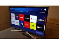 SAMSUNG 40 INCH 4K ULTRA HD HDR LED TV-UE40KU6400,wifi, Freeview HD & FREESAT,Excellent condition