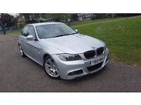 BMW 3 Series 2.0 318d M Sport 4dr FULL SERVICE HISTORY,HPI CLEAR