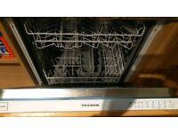 Tecnik SE6 T10 1GB integrated dishwasher