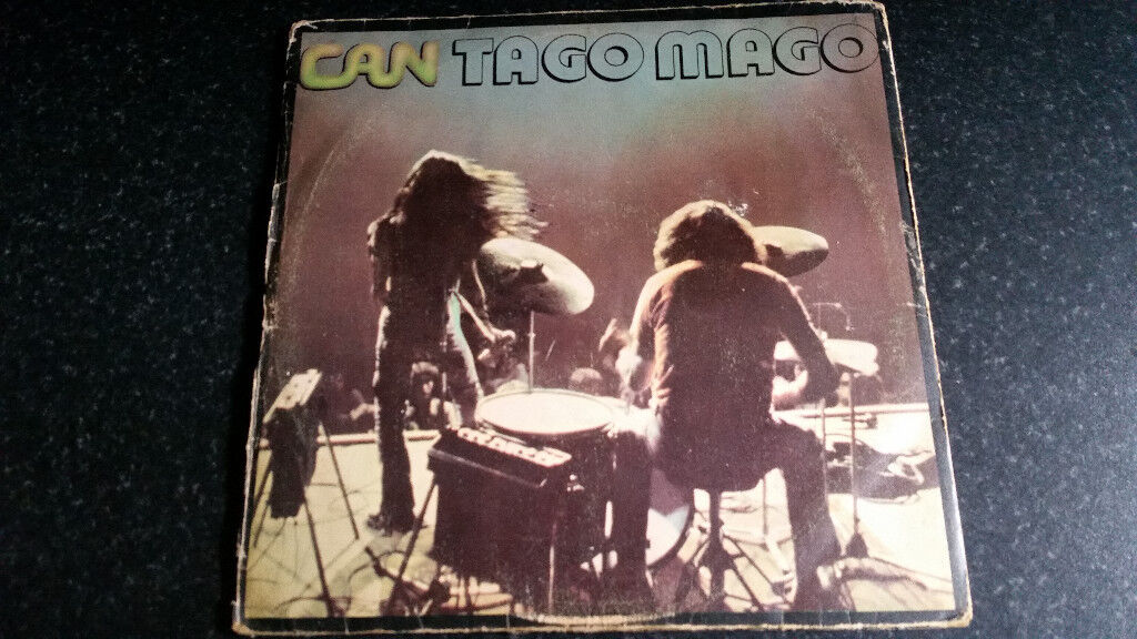 CAN tago mago united artists double lp 1971 UAD 60009 A1/B1 Vinyl RARE RECORD