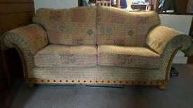 Good quality 3 seater sofa