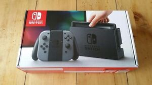 NINTENDO SWITCH BRAND NEW WITH RECIEPT