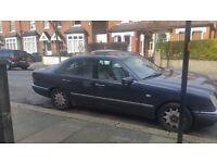 Mercedez Benz 1999 for sale for restoration or parts