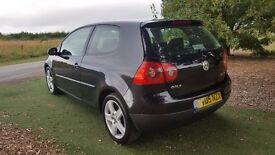 Volkswagen Golf 2.0 TDI GT 3dr£2190 VERY GOOD DRIVE, FULL HISTORY! 2005 (05 reg), Hatchback