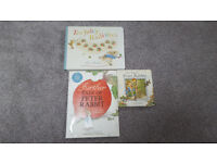 Three Peter Rabbit Books
