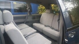 TOYOTA DIESEL 7 SEATER AUTOMATIC