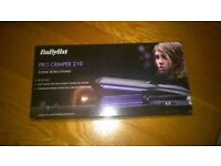 BaByliss Pro Crimper 210 Hair Crimpers