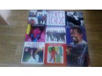 140 x soul disco rnb boogie vinyl LP's 70's-80's