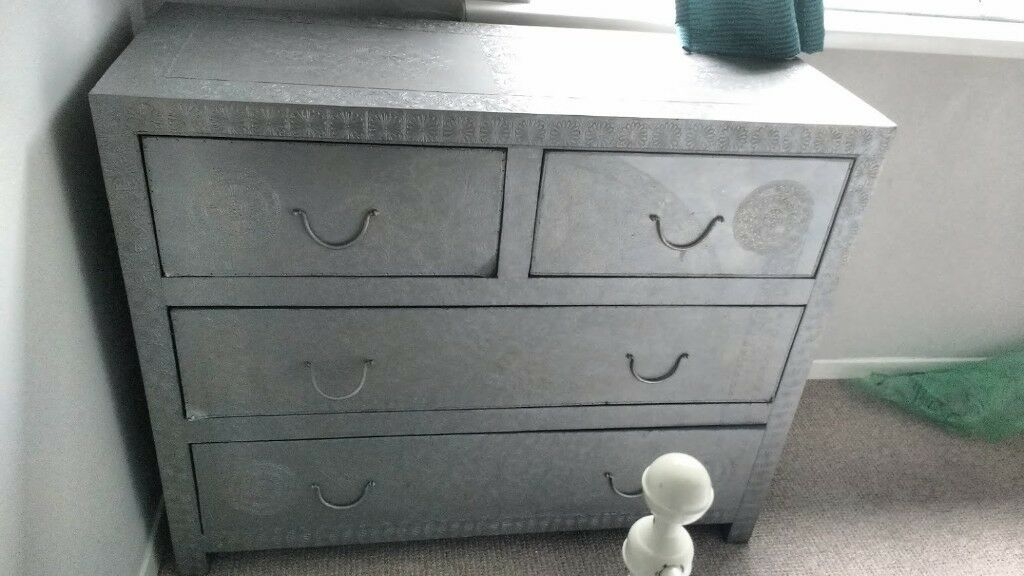 Solid Wood Indian Chest From Homesense