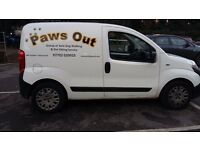 Paws Out Dog walking and Pet Sitting Service