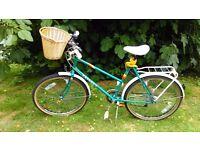 Ladies Retro Peugeot Moutain & City Bike