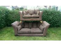 Fabric sofa 3+2 ( free delivery )