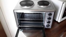 Morphy Richards fan assisted convection mini oven