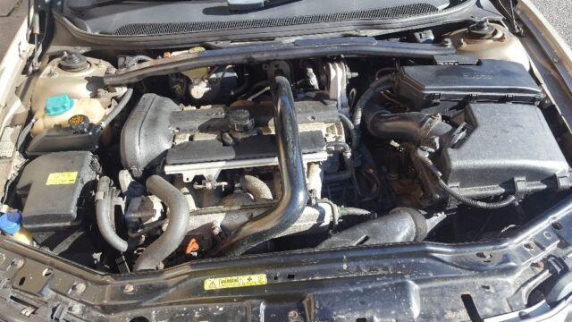 volvo s60 2.4 turbo 2001