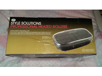 Boots professional heated rollers