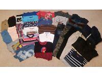 Bundle of Boys Clothes Age 5-6, excellent condition, £30