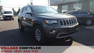2015 Jeep Grand Cherokee Limited, Navi,Leather,Panoramic Roof