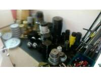 Weight plates for sale for home or gym