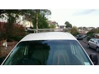 VW caddy swb roof rack