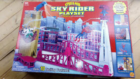 Spiderman Sky Rider Playset