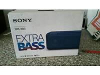 Sony small speaker