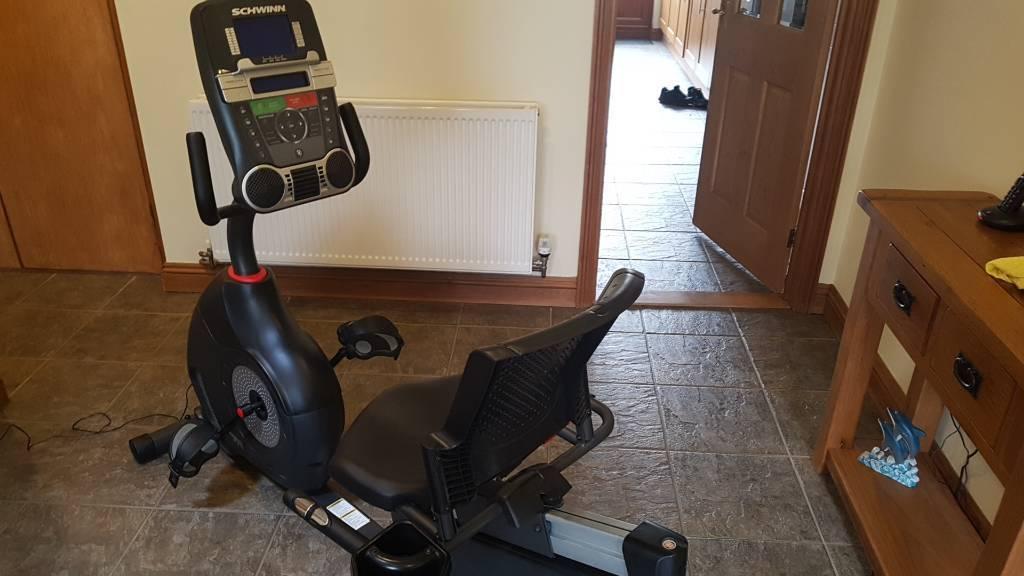 Schwinn 270 recumbent exercise bike | in Ashford, Kent | Gumtree