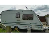 2 berth Swift Accord Caravan for sale 2002