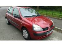 2003 Renault clio spotless immaculate condition with service history