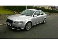 A4 Sline. can swap in bigger car