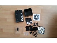 Veho VCC-003-MUVI-BLK MUVI Micro Digital Camcorder / Action cam for Action Sports & Surveillance