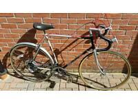 Raleigh Winner Vintage Road Bike