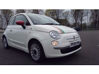 FIAT 500 1.2 LOUNGE - FROM £25 PER WEEK!