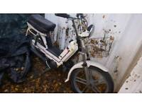 50cc moped classic