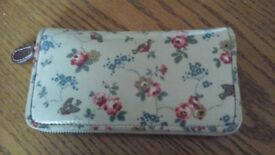 Cath Kidston large zipped purse