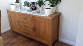 Oak Dresser/ Sideboard