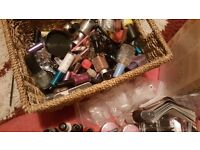 Nail kit nail art manicure supplies acrylic gel lots of items