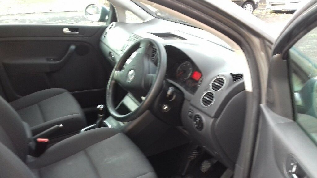 (DIESEL) VOLKSWAGEN GOLF PLUS FULL YEAR MOT EXCELLENT CONDITION THROUGHOUT DRIVES REALLY WELL