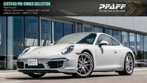 2015 Porsche 911 Carrera 4S Coupe PDK - 4.99% LEASE RATE!!