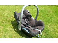 Maxi cosi car seat & accessories