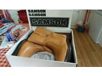 Samson site boots size 8