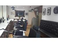 **Male/Female Barber Required**