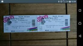 Nick Helm - 2 tickets