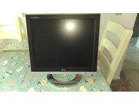 LG FLATRON L1920P Monitor