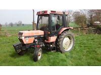 Case International 595 tractor