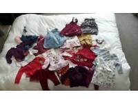6-9 Month clothes bundle